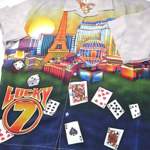 """Malibu Dreams"" Vintage Vegas Shirt"